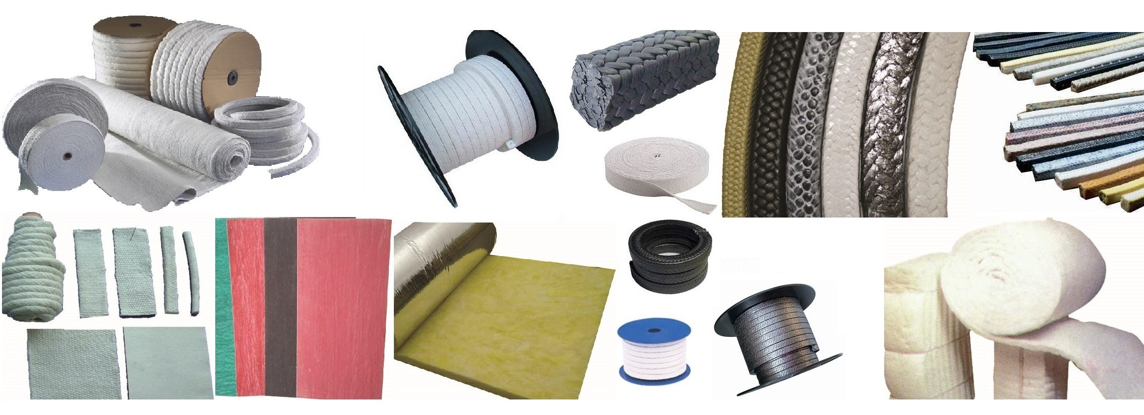 All Kind off Insulation Material
